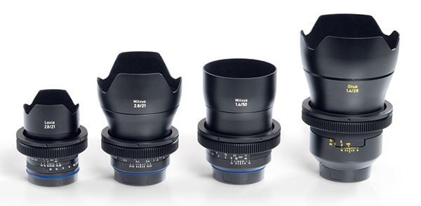 zeiss lens gear