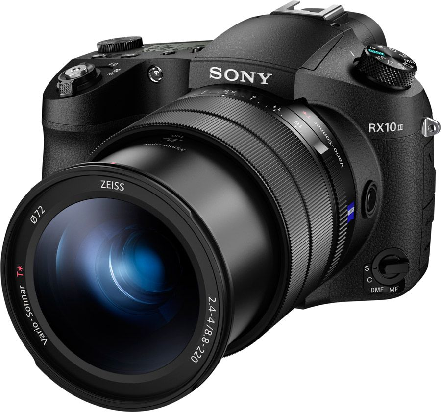 Sony RX10 Mark III