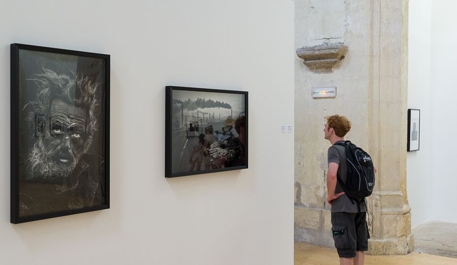 Arles 2016, Don McCullin - Looking beyond the edge, exposition à l'église Sainte-Anne