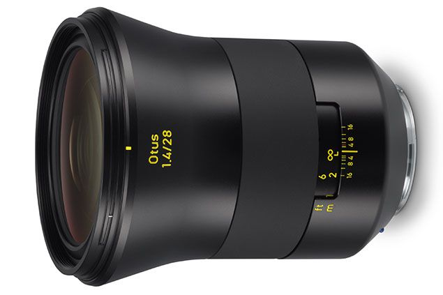 Zeiss Otus 28 mm f/1,4
