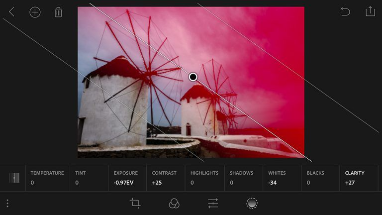 lightroom mobiel 2.4 pour iOS