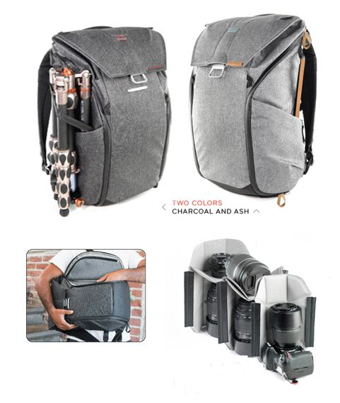 Sac à dos photo Peak Design Everyday Backpack