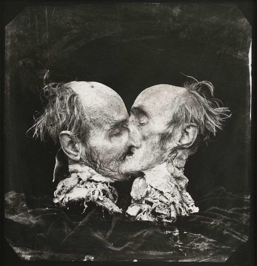 Photo Witkin, Le Baiser, exposition Love Stories aux Photaumnales 2016