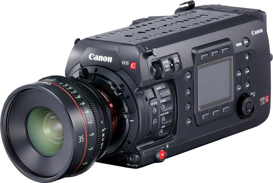 Canon EOS Cinema C700