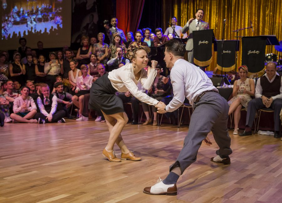 Jazz, Swing et Dance par Alexandre Light Ex Machina