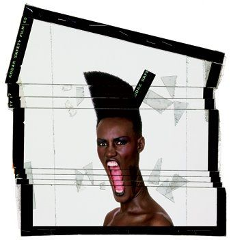 Grace Jones par Jean-Paul Goude
