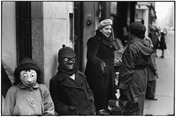 Photo Elliott Erwitt