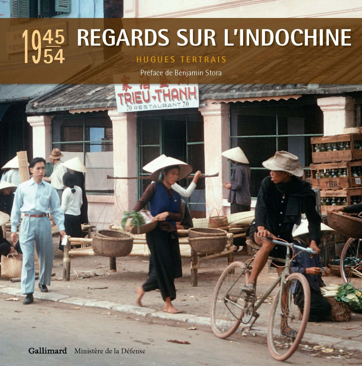 1945-1954 – Regards sur l'Indochine, couverture