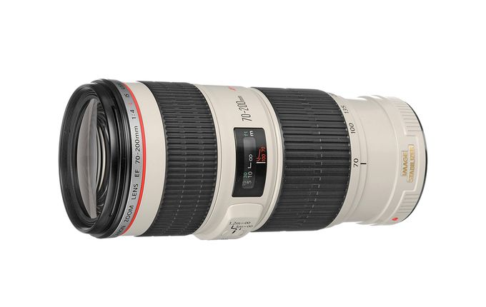EF 70-200 mm f/4 L IS USM