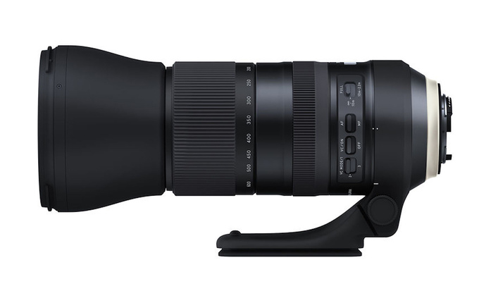 SP 150-600 mm f/5-6,3 Di VC USD G2