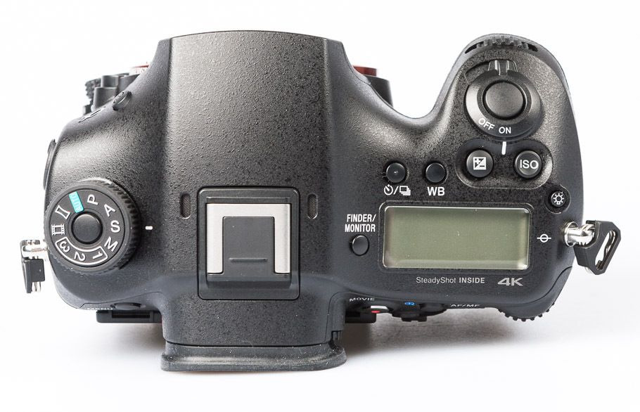 Sony A99 II test review