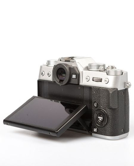 Fujifilm X-T20 test review ecran