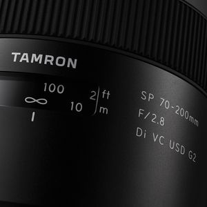 Tamron SP 70-200 mm f/2,8 Di VC USD G2