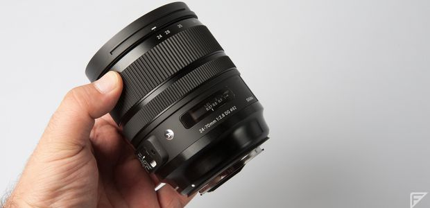 Sigma 24-70 mm f/2,8 DG OS HSM Art