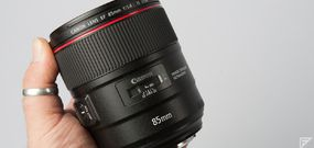 Canon EF 85 mm f/1,4 L IS USM