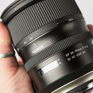 Tamron SP 24-70 mm f/2,8  Di VC USD G2