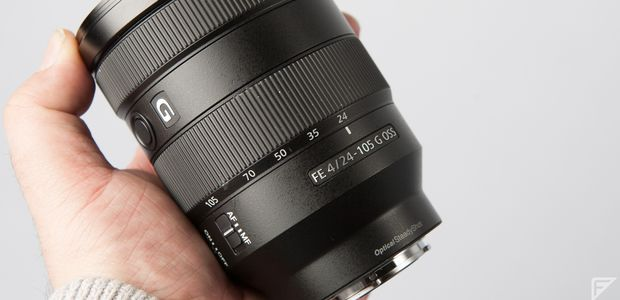 Sony FE 24-105 mm f/4 G OSS