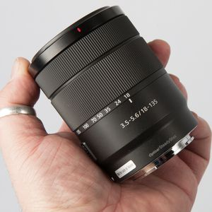 Sony E 18-135 mm f/3,5-5,6 OSS