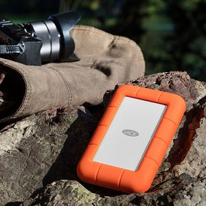 LaCie Rugged Secure 2 To